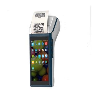 ZKC5502 Android 7.0 4G handheld POS terminal
